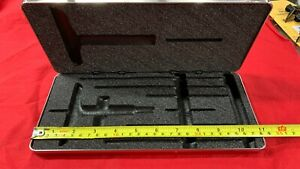 Starrett Case Only For 443 445b And 449b Micrometer Depth Gauge Last One