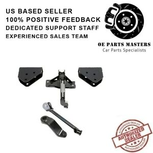 Fabtech Fts22080bk 4 Link System Component Box For Ford F250 350 4wd 2008 2016