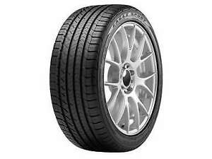 1 New 255 35r19 Goodyear Eagle Sport As Tire 2553519