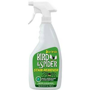 2 Pack Star Brite 95122p Bird And Spider Stain Remover 095122p