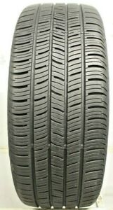 One Used 225 50r17 2255017 Continental Conti Pro Contact Ssr Bmw 7 5 32 097