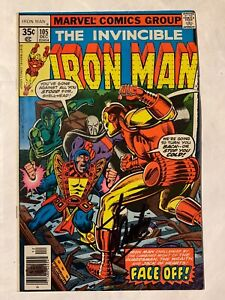 Iron Man #105 signed by Stan Lee with COA $299.00