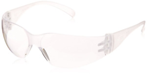 3m Virtua Protective Eyewear 11228 00000 100 Clear Uncoated Lens Clear Temple