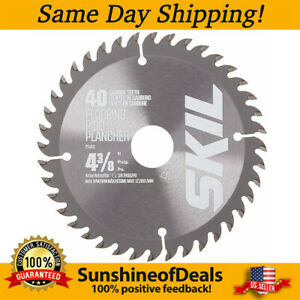 Skil 75540 4 3 8 X 40 Tooth Carbide Flooring Blade Brand New Sealed In Box