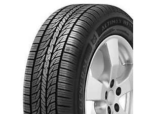 2 New 215 60r16 General Altimax Rt43 Tires 215 60 16 2156016