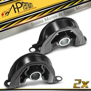 2x Front Left Right Engine Motor Mount For Honda Civic Civicdelsol 92 00