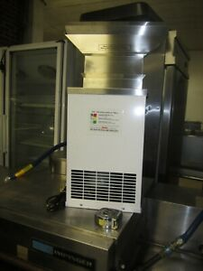 Spring Af 350 3 Air Filter System For Induction Cooking Only Counter level