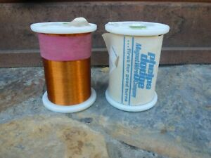 40 Awg 3 3 Lbs Phelps Dodge Copper Magnet Wire