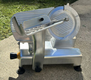 Meat Slicer Machine Commercial Industrial Heavy Duty