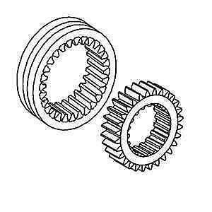 Coupler 82983825 Fits Ford New Holland 7700 7710 7740 7810 7810s 7840 7840o 8010