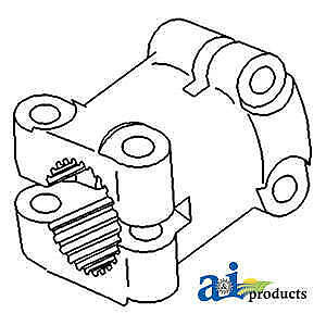 Coupler 104834a Fits White oliver minneapolis Moline 1750 1800 1850 1900