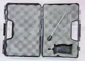 Superior Accutrak Vpe Ultrasonic Leak Detector Case Only