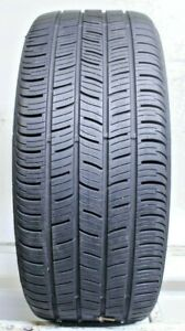 One Used 245 45r18 2454518 Continental Conti Pro Contact Ssr Bmw 6 5 7 32 0424