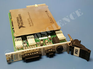 National Instruments Ni Pxi 4110 Programmable Power Supply Module