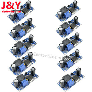 10ps Lm2596s Dc dc Buck Converter Step Down Module Power Supply Output 1 23v 30v