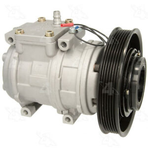 New Ac Compressor Acura Cl 2 2l Year 1997