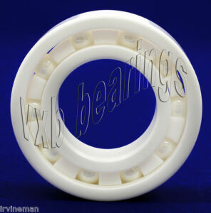 6206 Full Ceramic Bearing 30 62 Mm Metric Ball Bearings