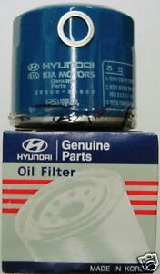 Hyundai Santa Fe Oil Filter 10 With Washers Oem New