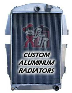 1933 Chevrolet All Aluminum Radiator