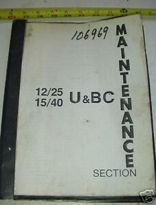 Lodge Shipley Cnc Lathe Maintenance Manual 12 25 15 40