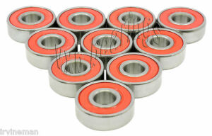 10 Sealed Quality Ball Bearing 63002rs 10mm 35mm 11mm