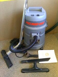 Pullman holt Hepa Vac Dry 2hp 10gl 45 For Epa Rrp Lead