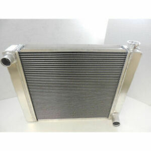 Gm Style 24 X 19 Universal Aluminum Racing Radiator Heavy Duty Extreme Cooling