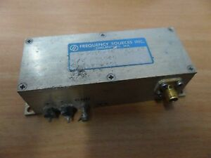 Microwave Frequency Source Fs 3010 26