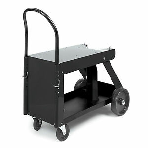 Lincoln Heavy Duty Mig Welder Utility Cart K520