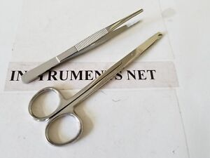 Classic Suture Removal 2pcs Kit Surgical Instruments
