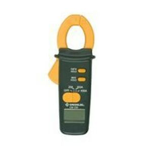 Greenlee Cm 330 Clamp On 600 Voltage Ac Amp Meter Electrical Tester 9982463