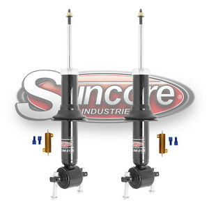 2007 2014 Chevrolet Tahoe Front Active Suspension To Passive Gas Shock Absorbers