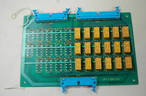 Seiki L Seiki Solid State Relay Cnc Board Pt Ds 01 Pt Ds 01 Ptds01 843200