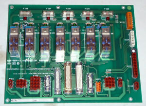 Comau Sbd Service Distribution Board 10127560 _ 1o12756o