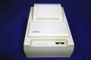 Epson Tm u300d Dot Matrix Printer serial Interface