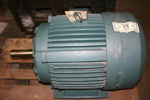 Reliance 40 Hp 1175 Rpm Electric Motor