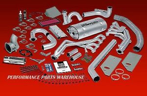 Banks Powerpack System Class a Motorhome 96 00 Chevy Gmc 454 Left Exit