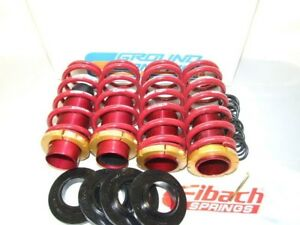 Ground Control Coilover Springs 90 93 Integra Da