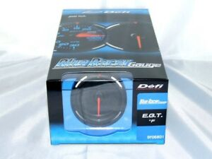 Defi Blue Racer Electronic Exhaust Gas Temp Egt Gauge