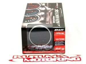 Defi Advance Bf Exhaust Temperature Egt Gauge Meter Red