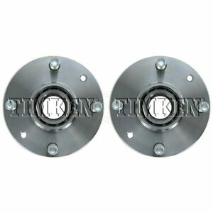 Rear Wheel Hub Bearing Timken Pair Set For Spectra Sephia