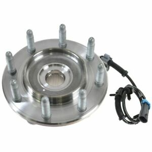 Ac Delco Fw338 Front Wheel Hub Bearing For Chevy Gmc Pickup Truck 2wd Rwd 8lug