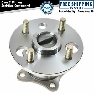 Rear Wheel Hub Bearing Assembly For Toyota Corolla Chevy Geo Prizm W Abs