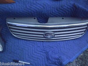 1997 1998 1999 Chevrolet Chevy Malibu Grill Grille Front Oem