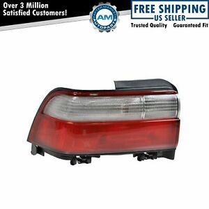 Rear Brake Light Taillight Lamp Left Lh Driver Side For 96 97 Corolla Sedan