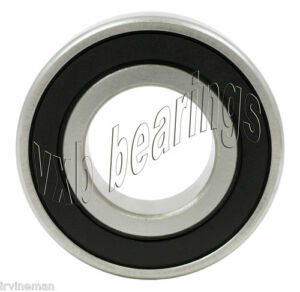 1623 2rs 5 8 x 1 3 8 x 7 16 Inch Sealed 1623rs Deep Groove Radial Ball Bearings