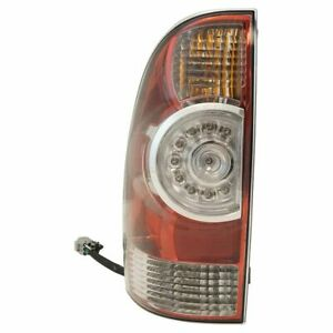 Rear Brake Taillamp Taillight Light Lamp Driver Left Lh For 08 13 Tacoma Truck