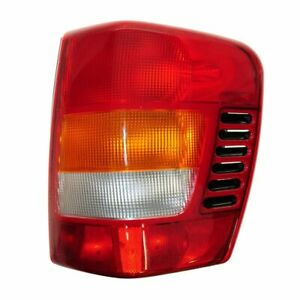 Taillight Taillamp Brake Light Passenger Side Right Rh For 99 03 Grand Cherokee