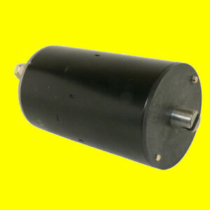 New Western Fisher Snow Plow Motor Suburbanite W 6804 10770 27753 43022047 48543