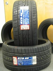 Sumitomo Htrziii 285 30r18 285 30 18 Performance Tire Passenger Cars 2 Tires